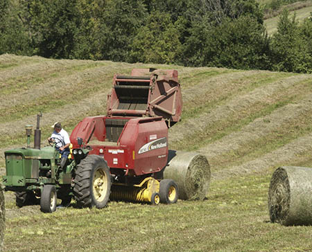 Agriculture and Hay Baling
