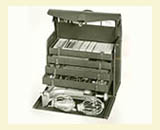 Flexco salesman's sample case 1920